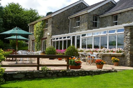 Single Room - Cynghordy - Bed & Breakfast