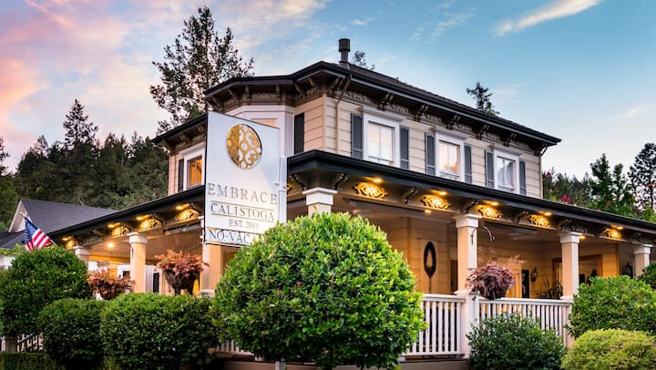 Embrace Calistoga - Queen Suite