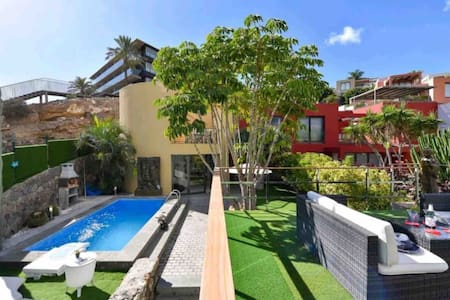 Villa Las Terrazas 17•Exclusive Chill Out and Pool