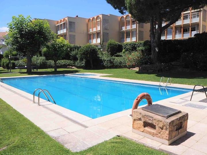 Apartamento en S'Agaró cerca de la playa