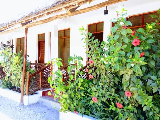 Chambre #1 adorable nouvelle guest house à Nungwi