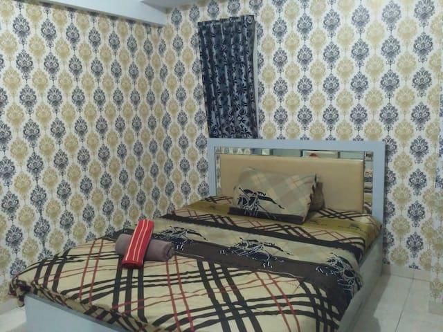 Penginapan SDR Apartemen Margonda Residence 3