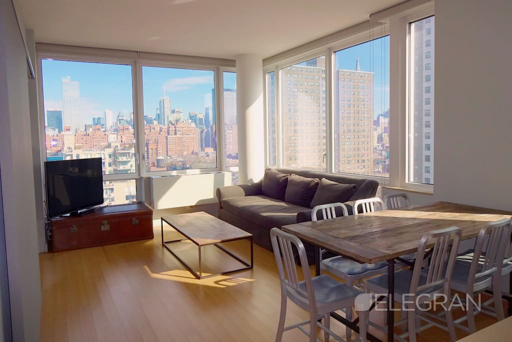 Beautiful apartment in luxury condo wohnungen zur miete for Beautiful apartments in nyc