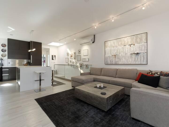 Super Modern  One Bedroom Penthouse