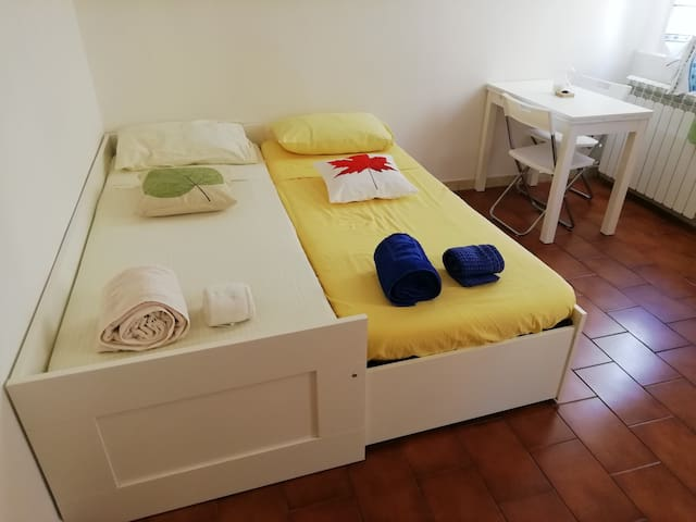 Cozy studio apt in the centre of Ferrara