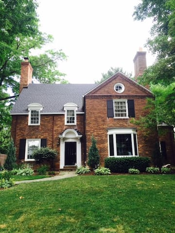 RNC - Beautiful House in Shaker Heights - Shaker Heights - Leilighet