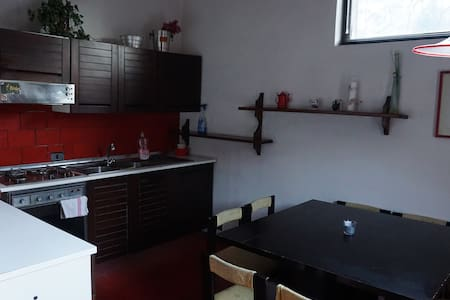 Huge flat to rent in the Alps. - Chiesa In Valmalenco - Apartment