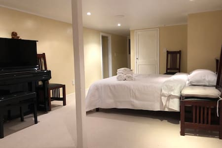 Clean and homey room for your convenience
