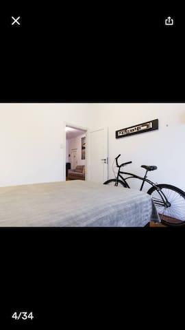 Confortável quarto em Copacabana