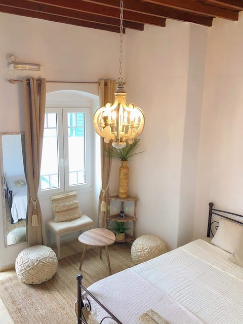 Vanilla studio  Chora, capital city of Mykonos