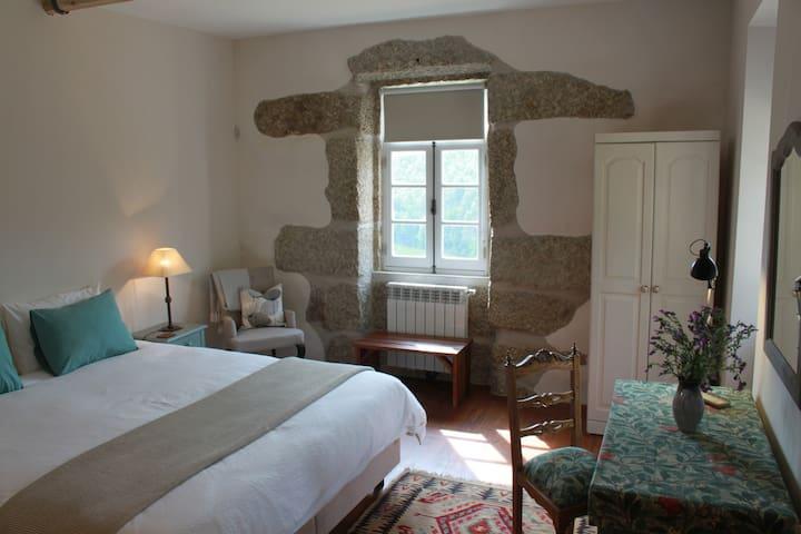 O quarto da Casa, in the main house.