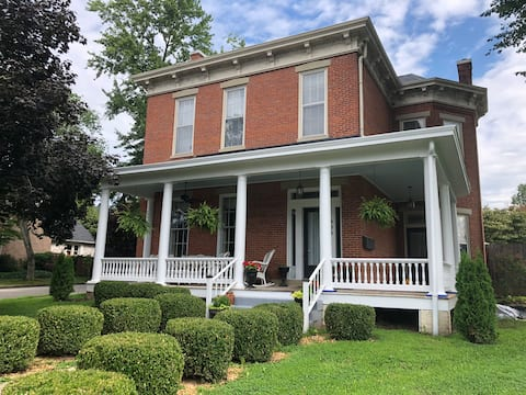 The Historic Maddox House