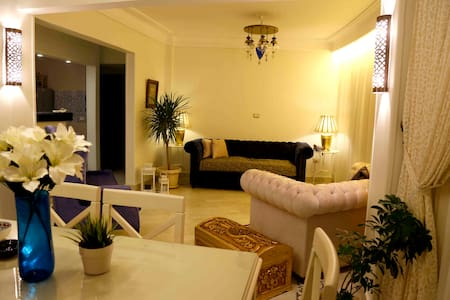 Very clean and cozy room; CITY CENTER , Nile View
