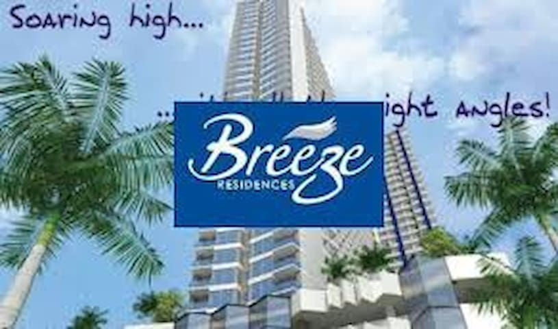 BREEZE RESIDENCES w/balcony very affordable rate.