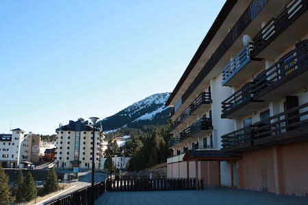 Port del Compte. Ski and trekking. - Port del Comte - Apartament