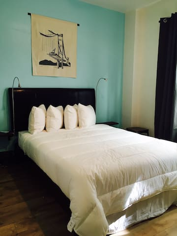 BUNKHOUSE QUEEN C18 - San Francisco - Departamento
