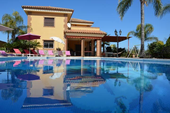 Villa Vereda del Palmar - Alhaurin de la Torre - Villa
