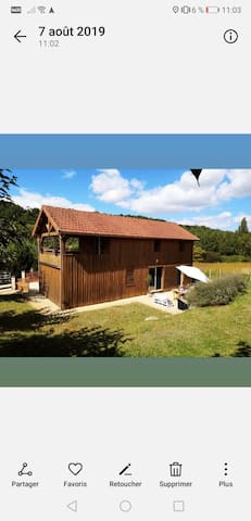 Belle maison à lamonzie Montastruc