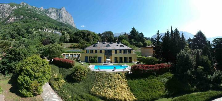 Villa San Martino a schiera con piscina in comune