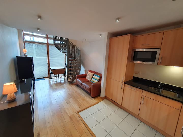 Beautiful & quiet Duplex apartment