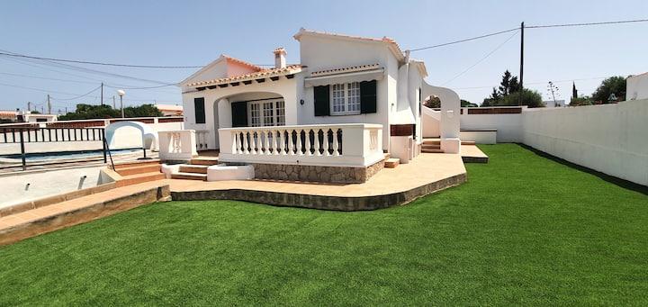 Fantástica villa en Cala en porter Villa Eugenia