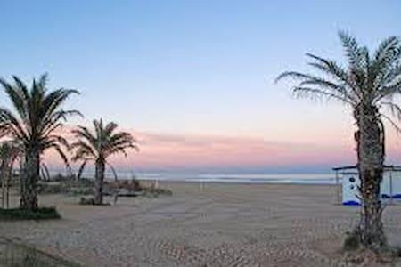 Básico-Superior 1 Con Piscina A 300m de La Playa - Grau i Platja - Huoneisto