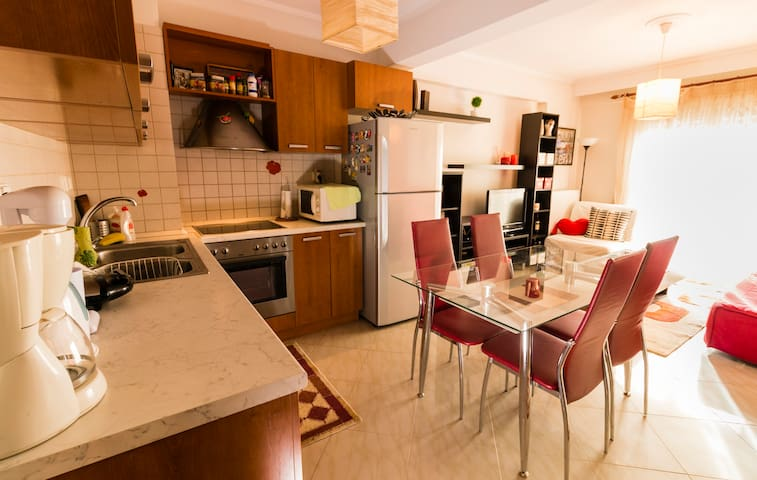 Modern Apartment in Old Town_10min from Center