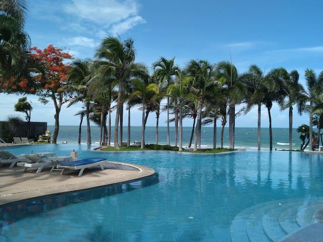 Best beach location in Hua Hin? - Hua Hin - Lägenhet