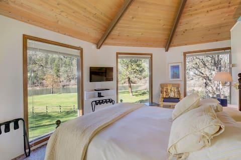 Octagon Studio / Beautiful Rogue River property