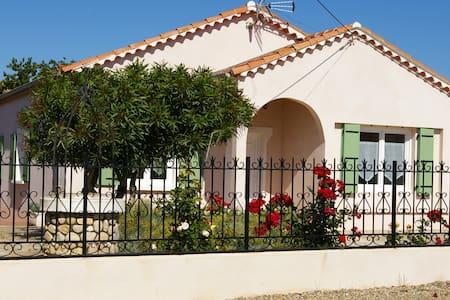 Villa confort + jardin - 2/8 pers.