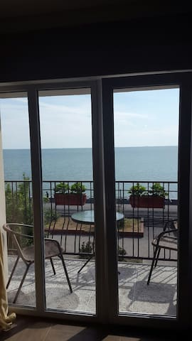 1 комн. квартира на берегу моря в Бердянске - Berdians'k - Apartamento