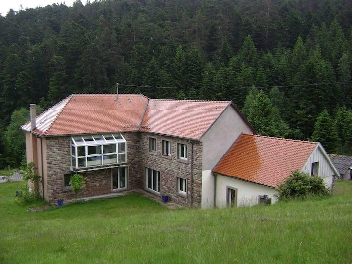 Gite Gretel de la ferme du Schneeberg - Alsace