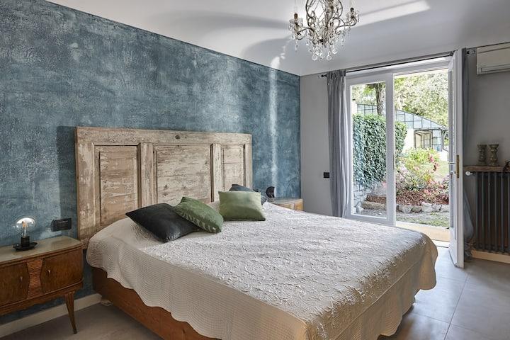 Suite Fiammetta | Villa Tergestina B&B | Lake Como