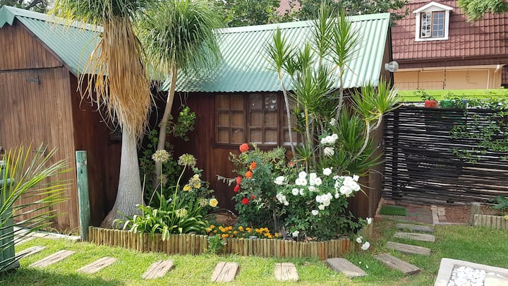Polokwane Cottage. Ideal for backpackers.
