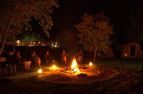 The Growcery Camp Vioolsdrift Camp & Accommodation
