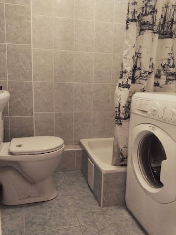 Flat in the centre of Rostov near to Rostov Arena