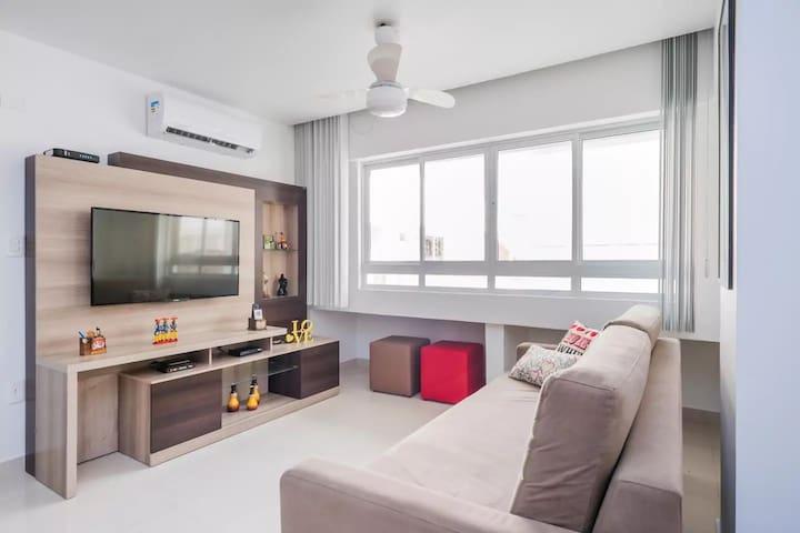 Apartamento Tambau a Beira Mar 112