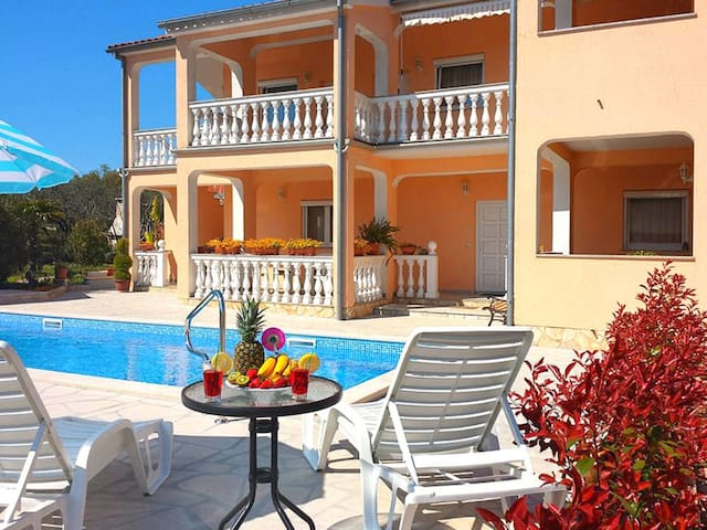 Holiday Apartment Delphin in Porec