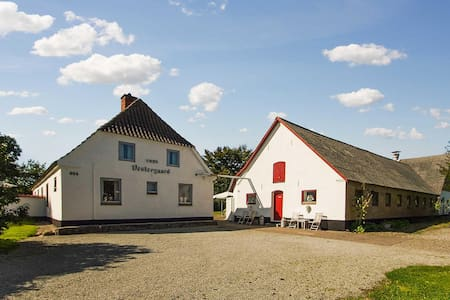 Charming farm with rooms in Lørslev - 約靈(Hjørring)