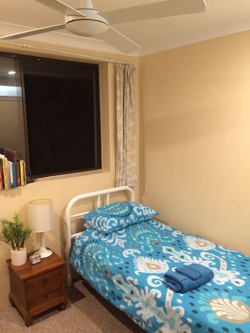 Bedroom 2 - Single