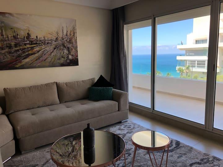 Mediterranean dream,luxurious apartment with view