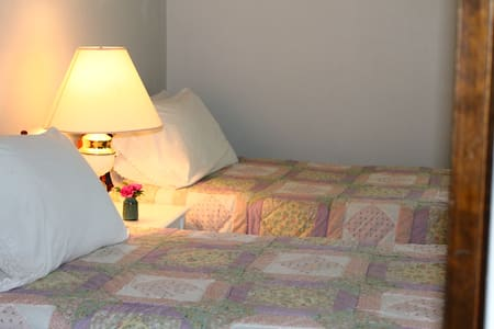 Starry Night Bed and Breakfast (Josephine Room) - Oneonta - Rumah