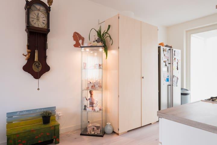 Clean quiet luxury family house,  2- 7 pers - Alphen aan Den Rijn - Casa