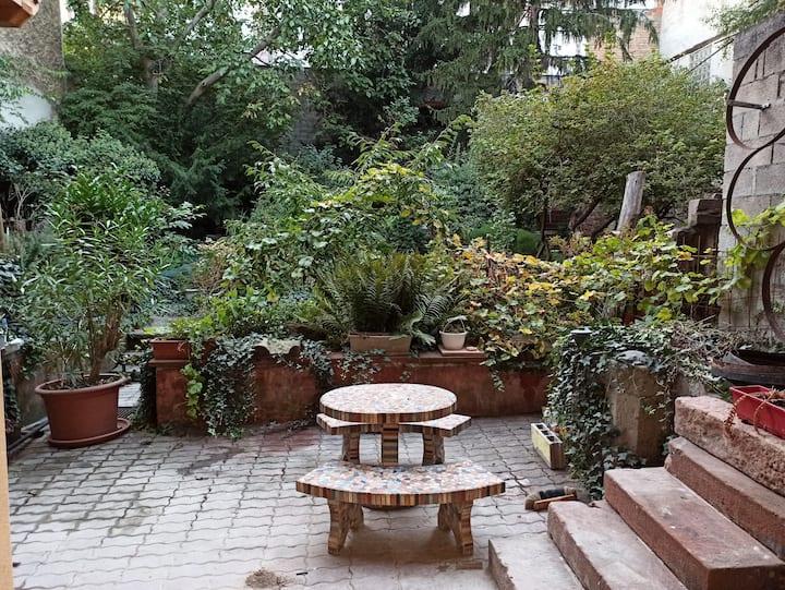 appart terrasse Colmar centre