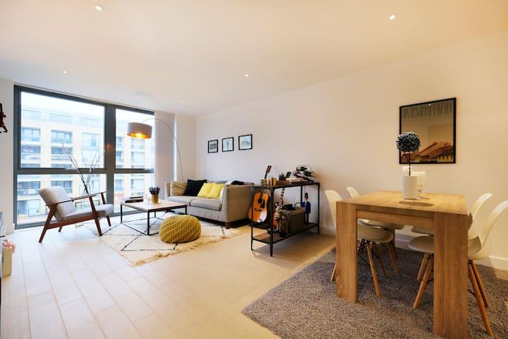 Scandi Living in Angel Islington - Londres - Apartamento