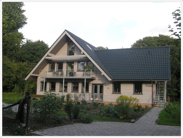 Apartment am Wald in Strandnähe, Preis pro Nacht
