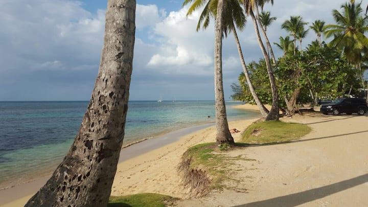 Covid free casita a 5 minutos de la playa