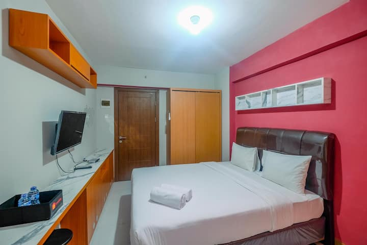 Best Deal and Cozy Studio Cinere Resort Apartment