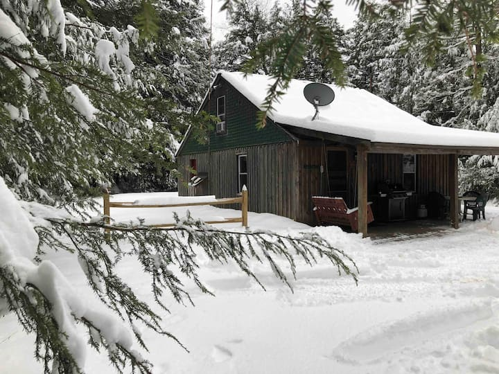 Three Sisters Cabin- Cook Forest