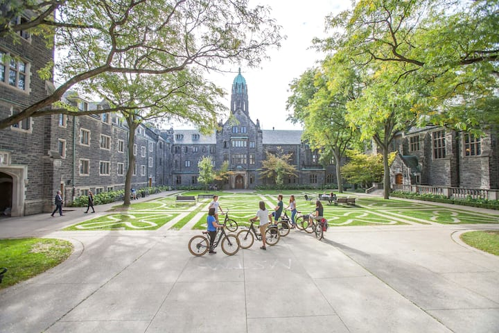 University of Toronto quad